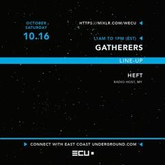 Heft - Episode 13 (Gatherers - WECU)