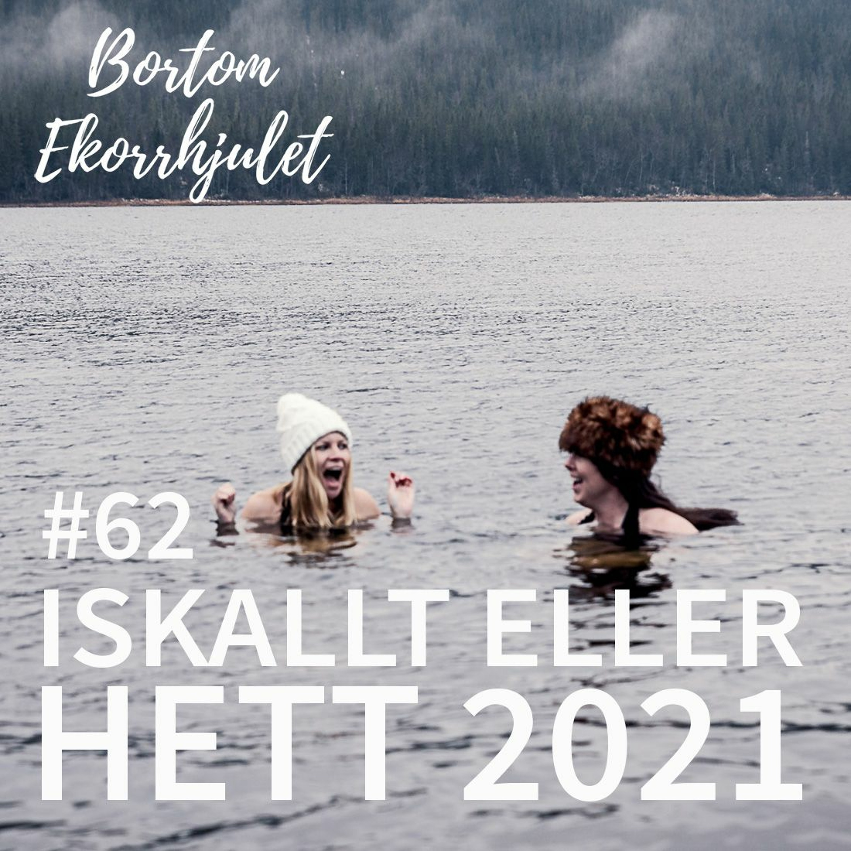62. Iskallt eller hett 2021