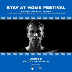 Amoss - Stay At Home Festival