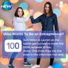 Download Our 100th Episode - Interview with Helen and Lauren Mp3