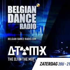 2021-08-14 Belgian Dance Radio, Back In The Saddle Mix