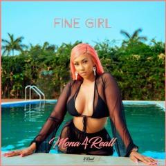 Hajia4Real (Mona 4Reall) - Fine Girl