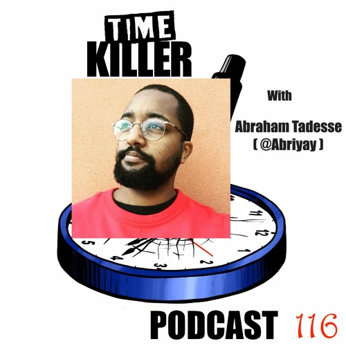EP116 - Killer Kagnew with Abraham Tadesse