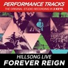 Forever Reign (Live Medium Key Performance Track With Background Vocals)