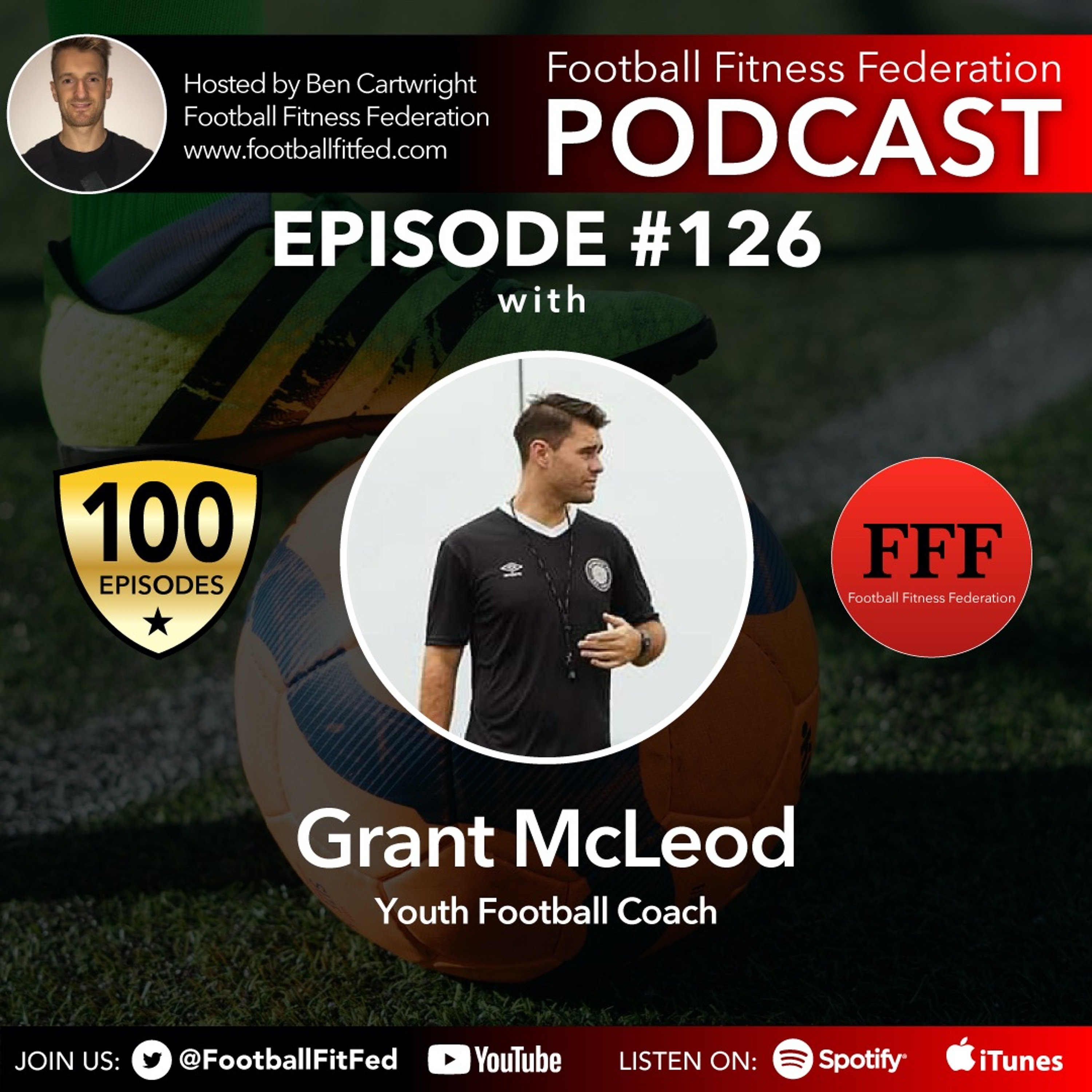 """#126 """"Effective Communication"""" With Grant Mcleod"""