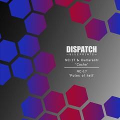 NC-17 & Kumarachi 'Cache' [Dispatch Recordings]