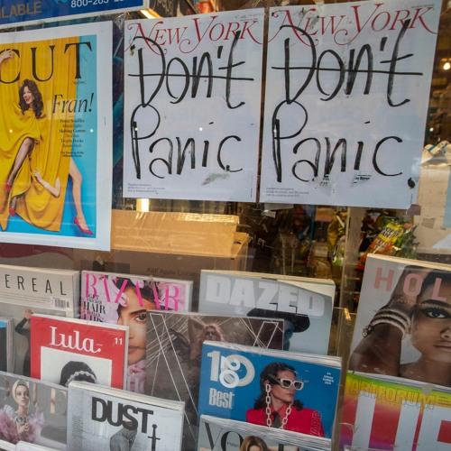 Panic! Panic!