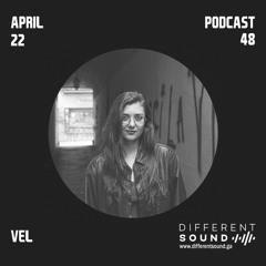 DifferentSound invites VEL / Podcast #048