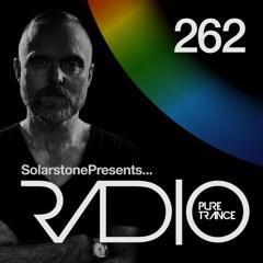 Subalpine - Loss @ Pure Trance Radio 262 by Solarstone (11-11-2020)