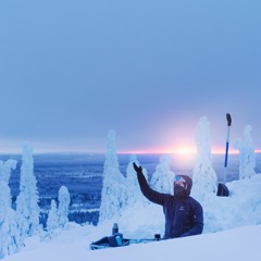 Yotto Gives You A Very Cold DJ Set - Lapland, Finland
