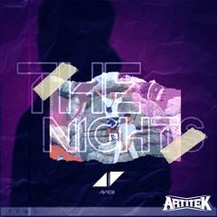 Funzo & Baby Loud - Inmortales VS Avicii - The Nights (Artitek Mashup) [BUY=FREE DOWNLOAD]