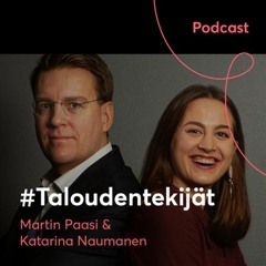 Talous ja tasa-arvo – vieraana tutkija Hanna Ylöstalo
