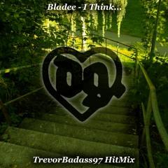 Bladee - I think... [TrevorBadass97 EuroJungle Reproducement] (Rare Dance'n'Bass) (Nightcore Style)