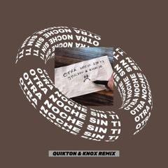 J Balvin & Khalid - Otra Noche Sin Ti (Quikton & Knox Remix)