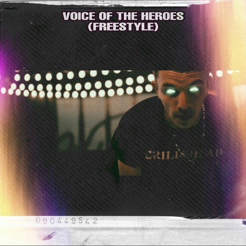 Voice of the Heroes Freestyle Ft. Izzy King