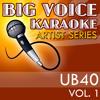 Watchdogs (In the Style of UB40) [Karaoke Version]