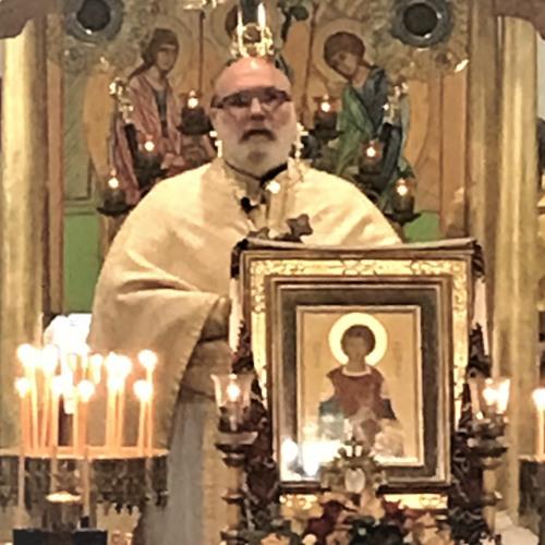 St Panteleimon Pilgrimage Reflection 2-07-30-2021