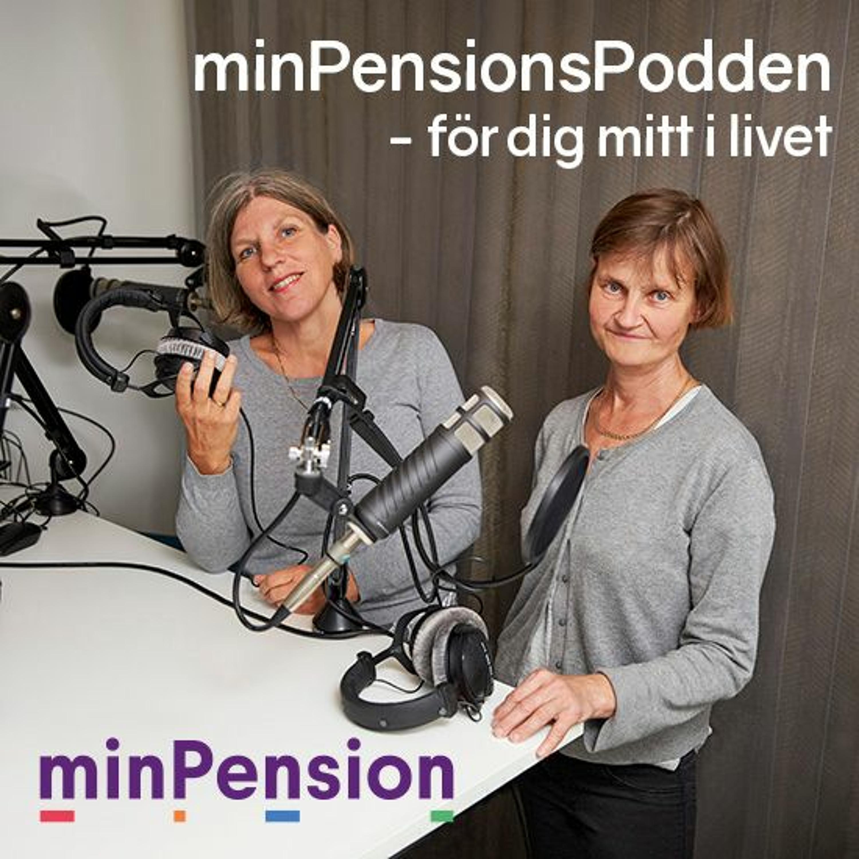 Ep 141: Rika pensionärer och fattiga unga. Gäst Staffan Ström, Alecta