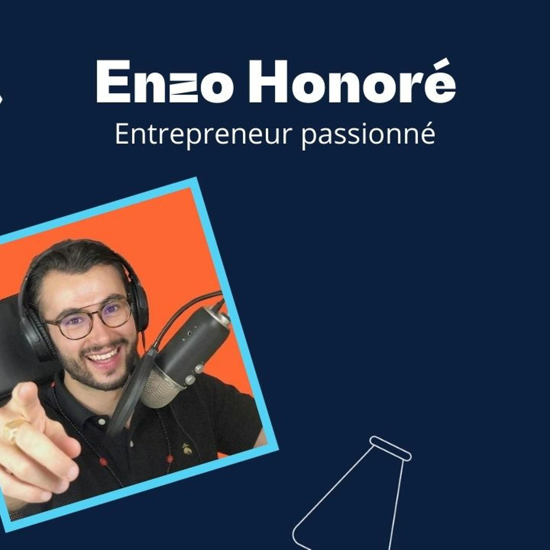 Interview Enzo Honoré