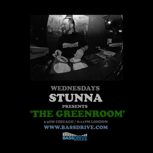 STUNNA - Greenroom DNB Show (01/04/2020)