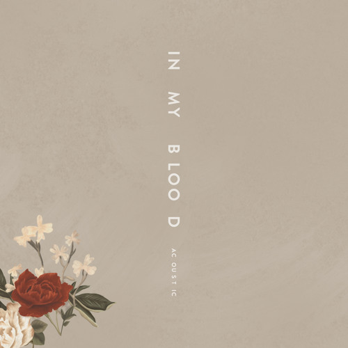 In My Blood (Acoustic)