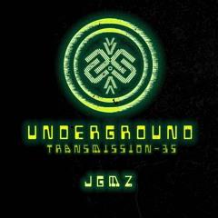 JGMZ   Underground - ТЯΛЛSMłSSłФЛ XXXV