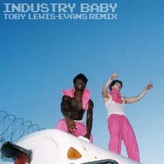Industry Baby - Lil Nas X Ft. Jack Harlow (Remix)
