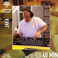 Resident Mix w/ JAKA - Radio Show #010