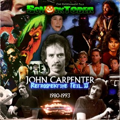 Folge 142 - John Carpenter – Teil 2 (1980-1993: The Fog, Christine, Die Klapperschlange, Sie Leben)