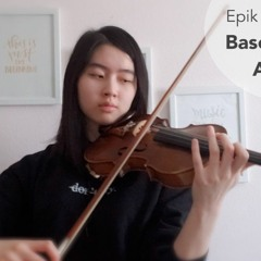 Epik High 'Based on a True Story' - Violin Cover