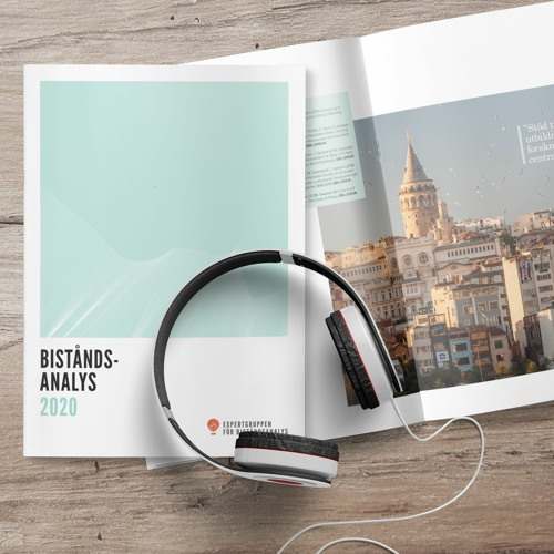 25: LJUDBOK: EBA:s årsrapport Biståndsanalys 2020