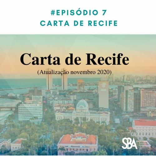 #EP7 Carta de Recife