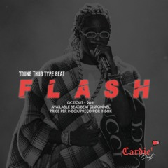 """[FOR SALE/A VENDA] Young Thug x Trap - """"Flash 🏎️"""" (Prod. @cardieonthetrack)"""