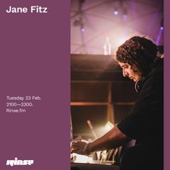 Jane Fitz - 23 February 2021