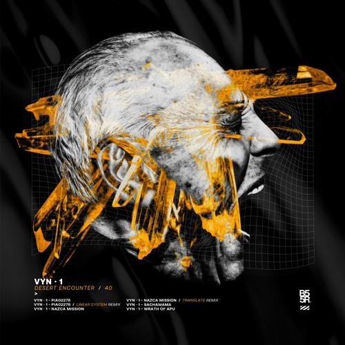 Lost In Ether | P R E M I E R E | VYN•1 - Nazca Mission (Translate Remix)[B55 Records]