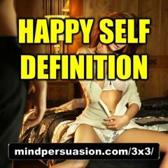 Happy Self Definition
