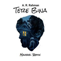 Tere Bina (Malhar Remix)| A. R. Rahman | Hindi LoFi