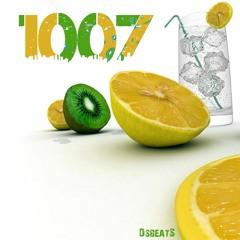 #1007 89bpm - Dynamic Rap Reggae beat - composed - Bity do rapu, rap bity.