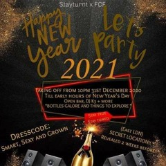 FCF X Stay Turnt 2021 New Years Party (Live Audio)   Mixed By @DJKAYTHREEE & Hosted By @DJNATZB