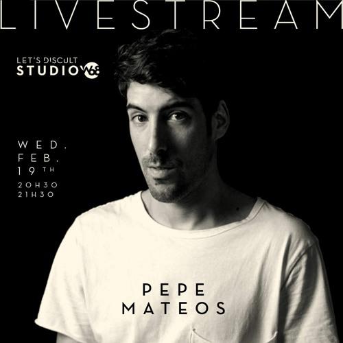 Pepe Mateos I Lets Discult Studio W68