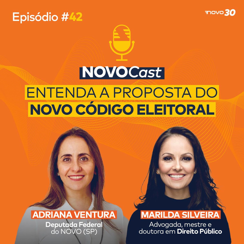 #42 ENTENDA A PROPOSTA DO NOVO CÓDIGO ELEITORAL
