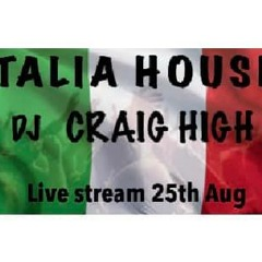 ITALIA HOUSE LIVE FEED MIX 25TH AUGUST