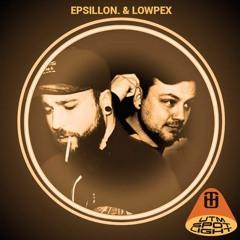UTM Spotlight: epsillon. b2b Lowpex - Urge to Move In the Mix
