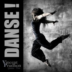 """Danse !"" (GREGOIRE) - Cover Vincent Prudhon"