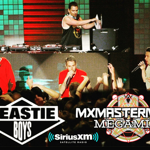 MMM BEASTIE BOYS CHANNEL XMSIRIUS MIX feat: Unreleased MCA/MMM Track  LEAVE A COMMENT!