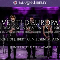 Carl Nielsen, Wind Quintet Op.43  (Mov.1)