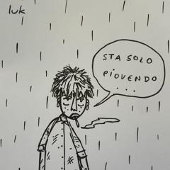 non sono depresso, sta solo piovendo.