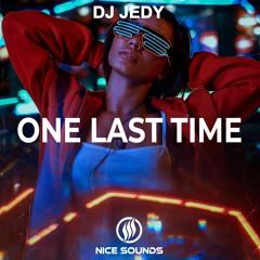 DJ JEDY - Оne Last Time