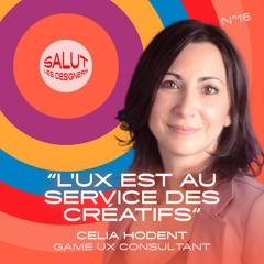 """SLD #16 - """"L'UX est au service des créatifs"""" - Celia Hodent, Game UX Consultant"""