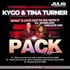 PACK 3 REMIXES Kygo, Tina Turner - Whats Love Got To Do With It Vs Boneless (Julio Orenes 2020) DEMO